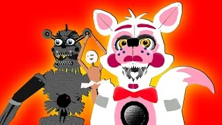 PLAYABLE ANIMATRONICS 12 Gmod Five Nights At Freddy s Sister Location Pill Pack Garry s Mod