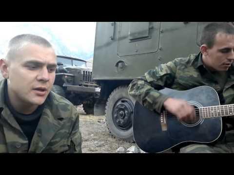Ратмир Александров-Девчонка (Russischer soldat )