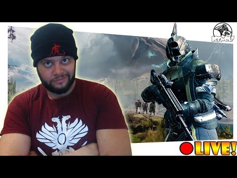 #Destiny 2 | DEIXAR O ARCANO MAIS FORTE! #650 #PegaNadaNão thumbnail
