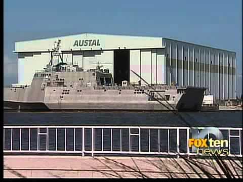 LCS contract awarded to Austal, Lockheed Martin