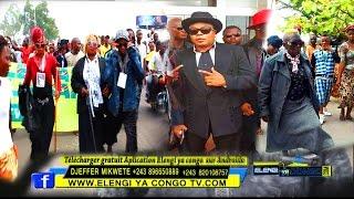 Obsèque De Wemba: JB Mpiana  Bitumba Ba Sapeur Ya Kinshasa  Na Brazzaville Ba Marché Na Ba Croco