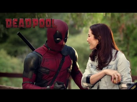 Need a little hand? Try Deadpool. #Deadpole | 20th Century FOX