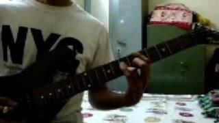 Adiye Kolluthey Guitar Riffs