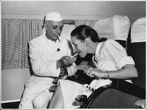 The Second Face of  JAWAHARLAL NEHRU