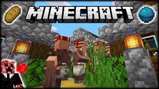 BREEDING LIBRARIAN VILLAGERS IN MINECRAFT! | Let's Play Minecraft Survival | Episode 18
