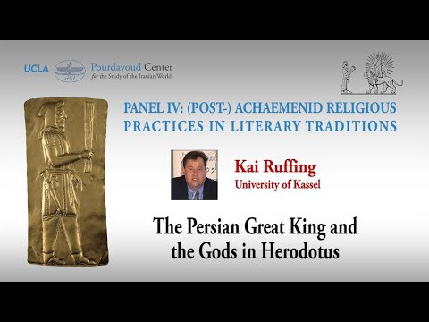Thumbnail of The Persian Great King and the Gods in Herodotus video