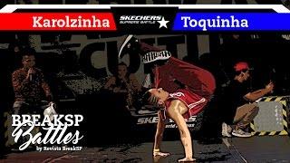Bgirl Memory Q3 - Karolzinha vs Toquinha - Skechers Supreme Battle - BreakSP Battles