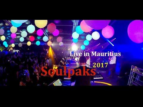 Soulpaks Live In Mauritius 2017 MCB Linzy Bacbotte Caroline Jodun Josie