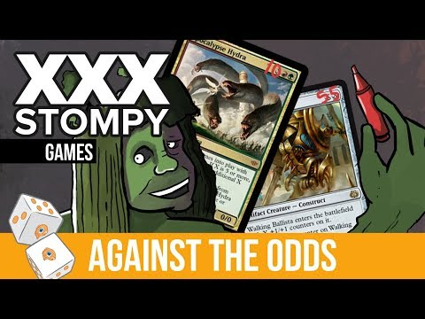 Against the Odds: XXX Stompy (Games)