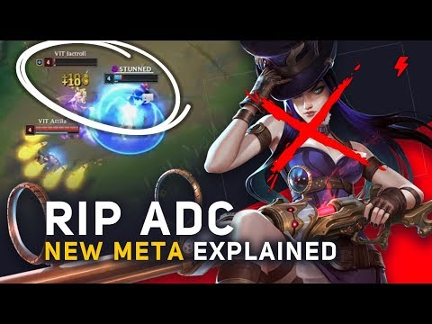 Why ADCs Died: League of Legends' New Season 8 Meta Explaine