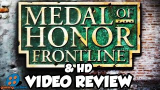 Medal of Honor: Frontline & Frontline HD Video Review