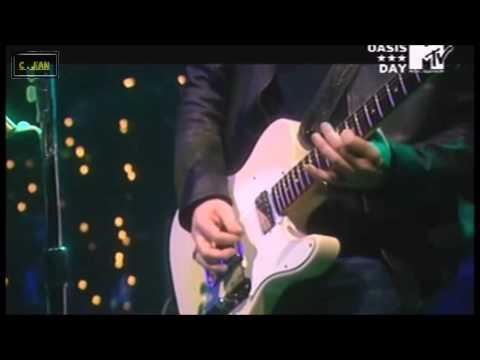 Oasis — Bring It On Down [Legendado/Live]