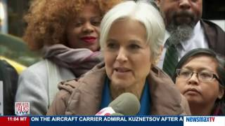 America Talks Live | Christopher Metzler - Most Stein has been in press since her pathetic campaign