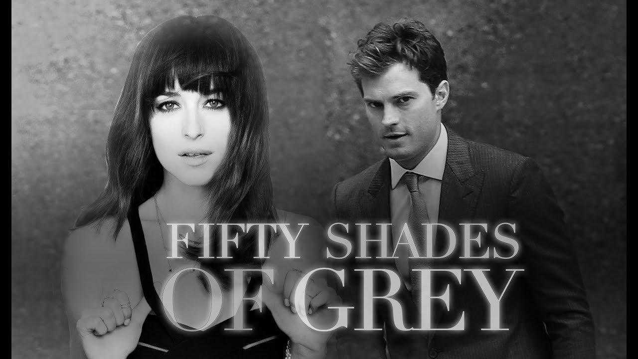FIFTY SHADES OF GREY WALLPAPER in PHOTOSHOP - YouTube