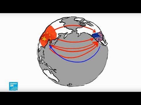 العلاقات التجارية الصينية الأمريكية وأثرها على الاقتصاد العالمي  - 13:55-2019 / 8 / 2