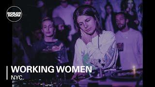 Working Women Boiler Room New York DJ Set
