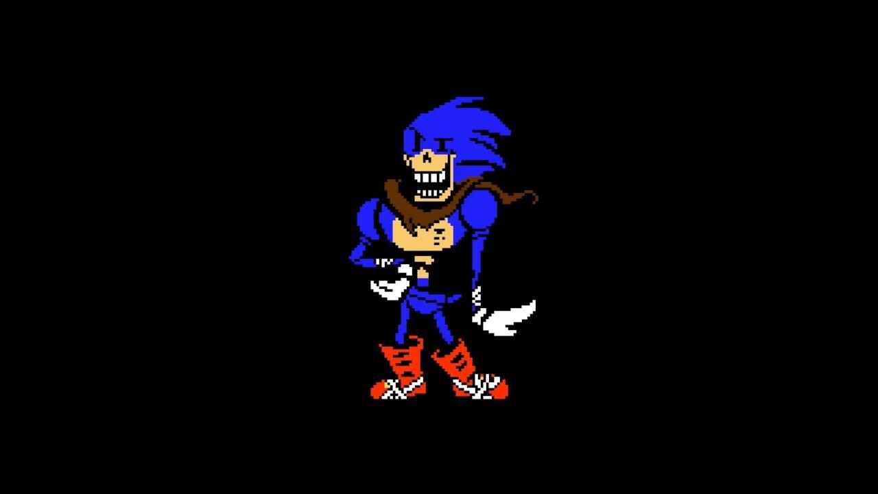 Download MP3 - Undertale - Bonetrousle - Sonic the hedgehog