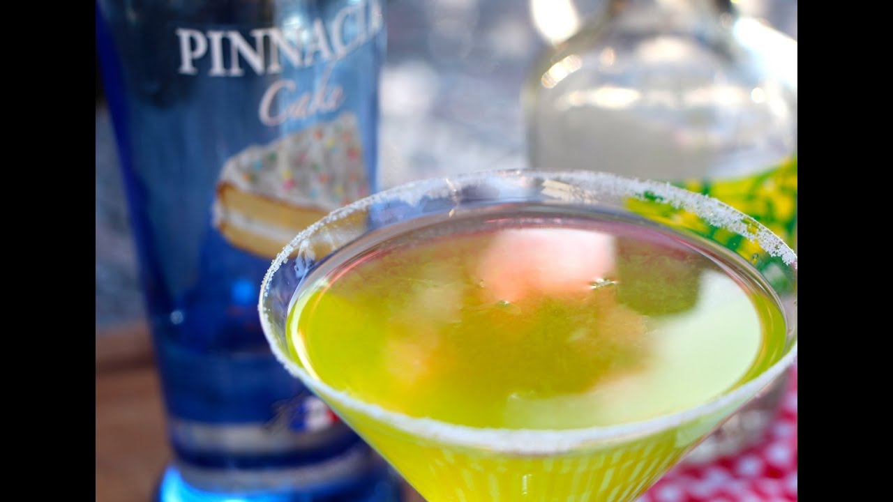 Sour Lemon Cake Martini Recipe If you are a Martini Lover this