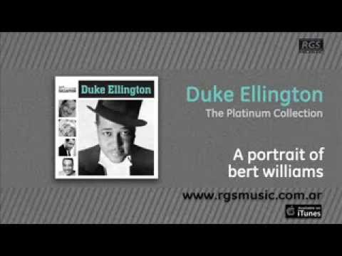 a portrait of duke ellington by tracy A portrait of duke ellington by tracy frech duke ellington is considered to be one of the greatest figures in the history of american music edward kennedy «duke» ellington was born in washington d c on april 29, 1899.