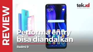 Review Redmi 9 Indonesia, entry lancar-lancar ajah