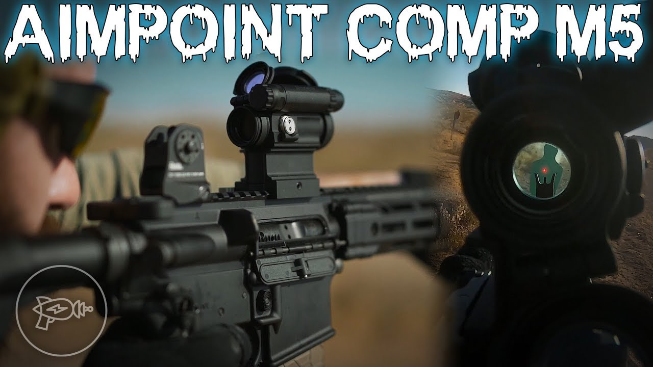 Red Dot Round 2 Redemption? 🤨 Aimpoint Comp M5! [Review]