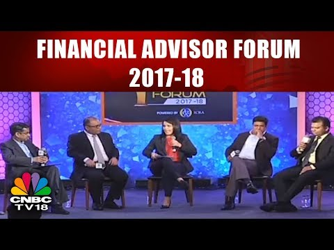 FINANCIAL ADVISOR FORUM 2017-18 | The Next Wave of Mutual Fund Growth & Other Issues | CNBC TV18