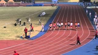百年全運男子1500公尺決賽