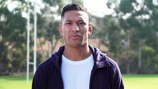 Folau 'vindicated' After Reaching $8m Deal With Rugby Australia
