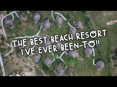 THE #1 BEST BEACH RESORT I'VE EVER BEEN TO! | Vlog #107