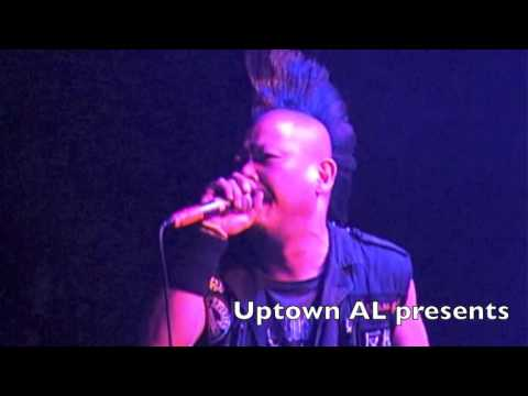 DEATH SIDE at Le Poisson Rouge, April 17, 2016 Bleeker Street NYC