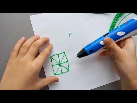 3D ручка DEXP