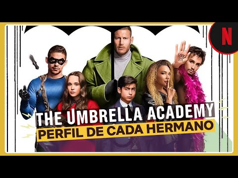 The Umbrella Academy   Cuál es el superpoder de cada hermano