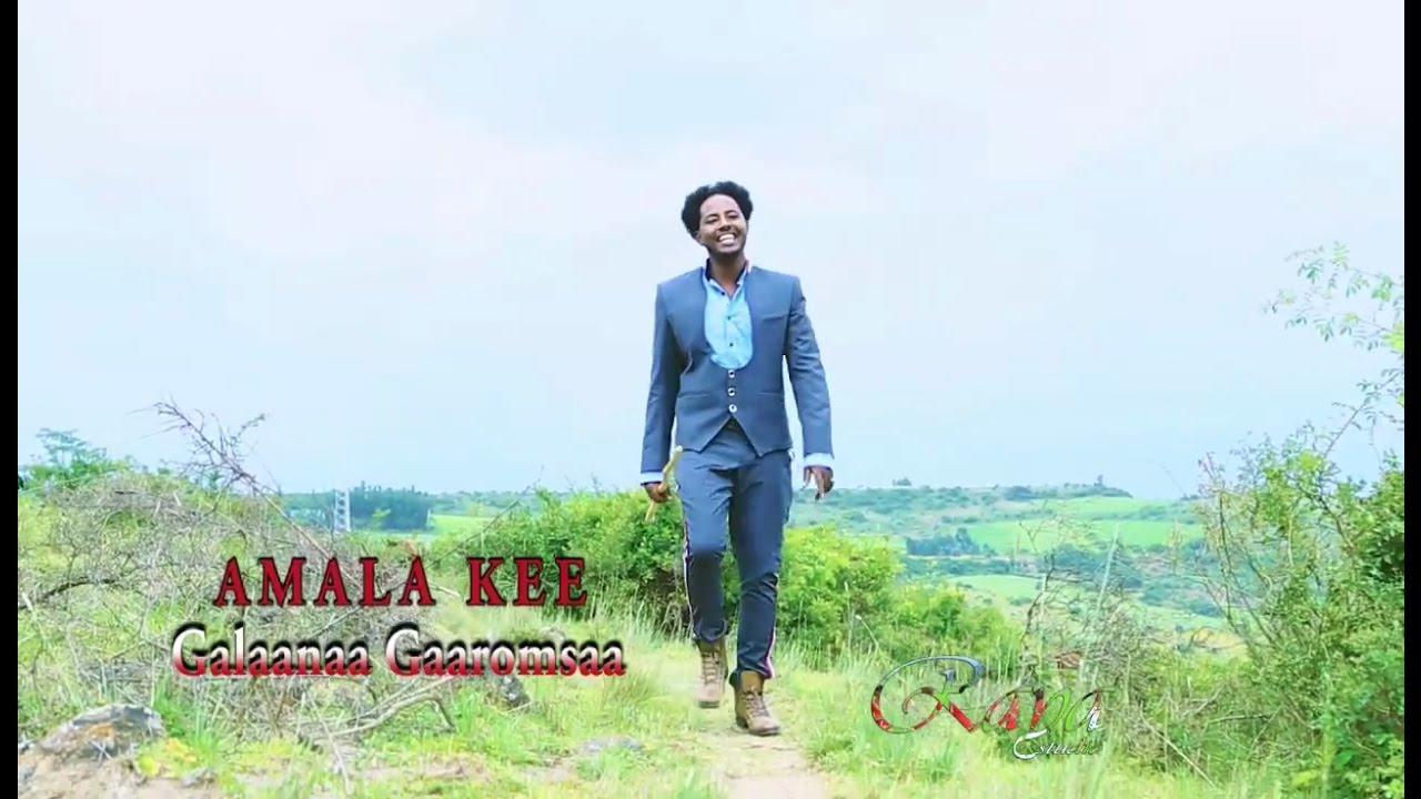 Download Galaanaa Gaaromsaa: Amala Kee (Official Video) - Oromo Music