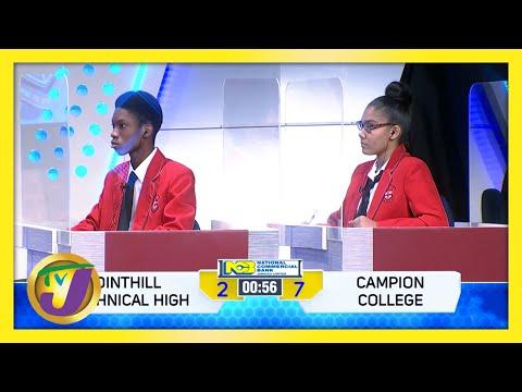 Dinthill Technical High vs Campion College | TVJ Schools' Challenge Quiz 2021