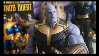 My Marvel Thanos Action Figure Collection - Toy Collectors Showcase