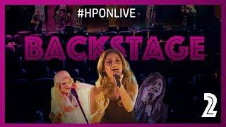 Karol Sevilla I #HPOnLive2 I #BackStage