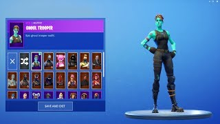 SEASON 1 GHOUL TROOPER, RENEGADE RAIDER, OG SKULL TROOPER ACCOUNT! (Fortnite Stacked Account!)