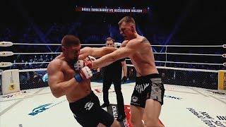 Александр Волков - Денис Смолдарев / Alexander Volkov - Denis Smoldarev