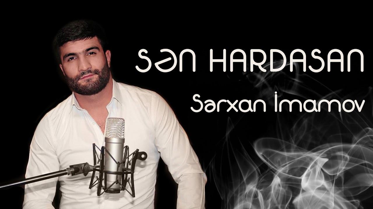 Afet Fermanqizi feat. Serxan imamov  - Sen Hardasan [OFFICIAL AUDIO]