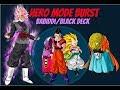 watch he video of DBSCG: Goku Black Deck (Babbidi/Black!!)