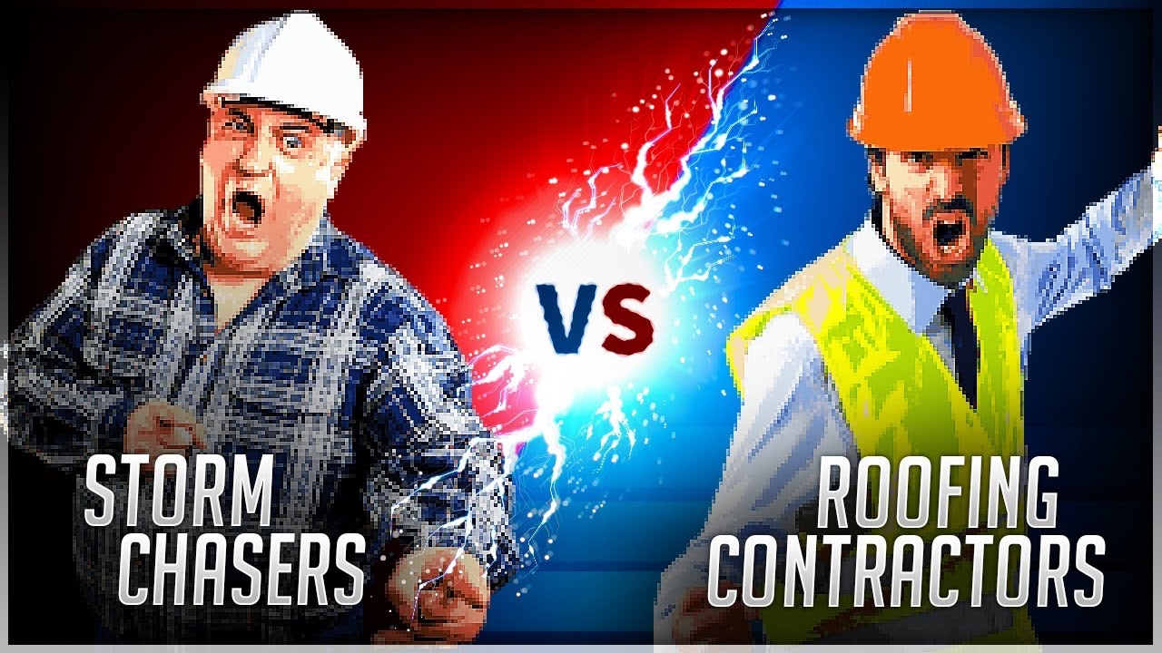 Roofing Companies  Storm Chasers Scams VS Roofing Contractors