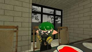 (Splatoon Gmod) Shr8kBro Birthday Collab- Atom Bomb (The Young Ones Parody)