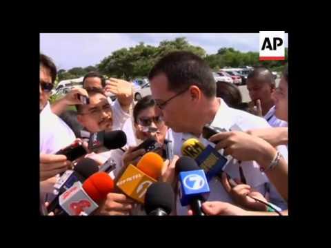 Final day of XI Tuxtla summit; Mexican President Felipe Calderon to participate