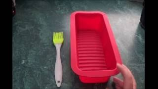Baking Wizards Loaf Pan Product Review