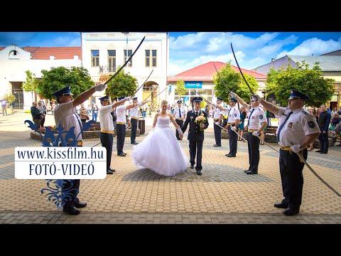 Party Étterem, Kisvárda - Záhony (Gabriella és Gergő)/KISSFILM.HU