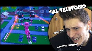 POLYCARP HAS A STRANGE PROBLEM..... FORTNITE ITA REAL VITTORY WITHOUT BOLSO!
