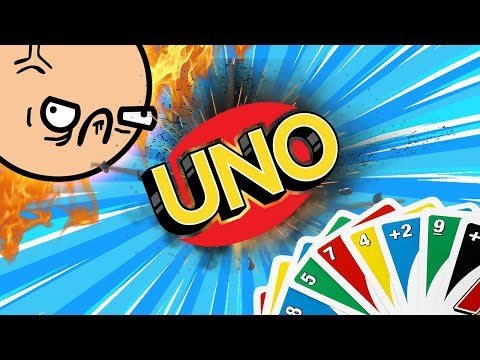 UNO RUINS FRIENDSHIPS - Uno Funny Moments
