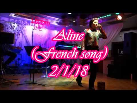 ALINE FRENCH SONG 2018
