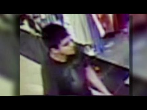 Washington state mall shooter reportedly fled on foot