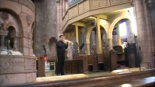 Live from Oban Cathedral, May 2014. Trumpet: Grant Golding, Organ: ...